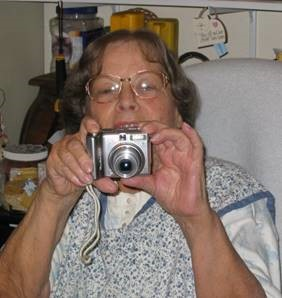 marg with camera
